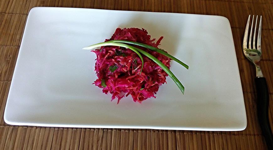 Рецепт Легкий витаминный салат