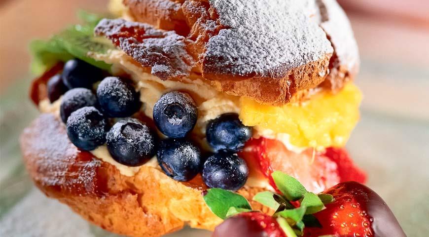 Медовый торт с соленой карамелью фото 11