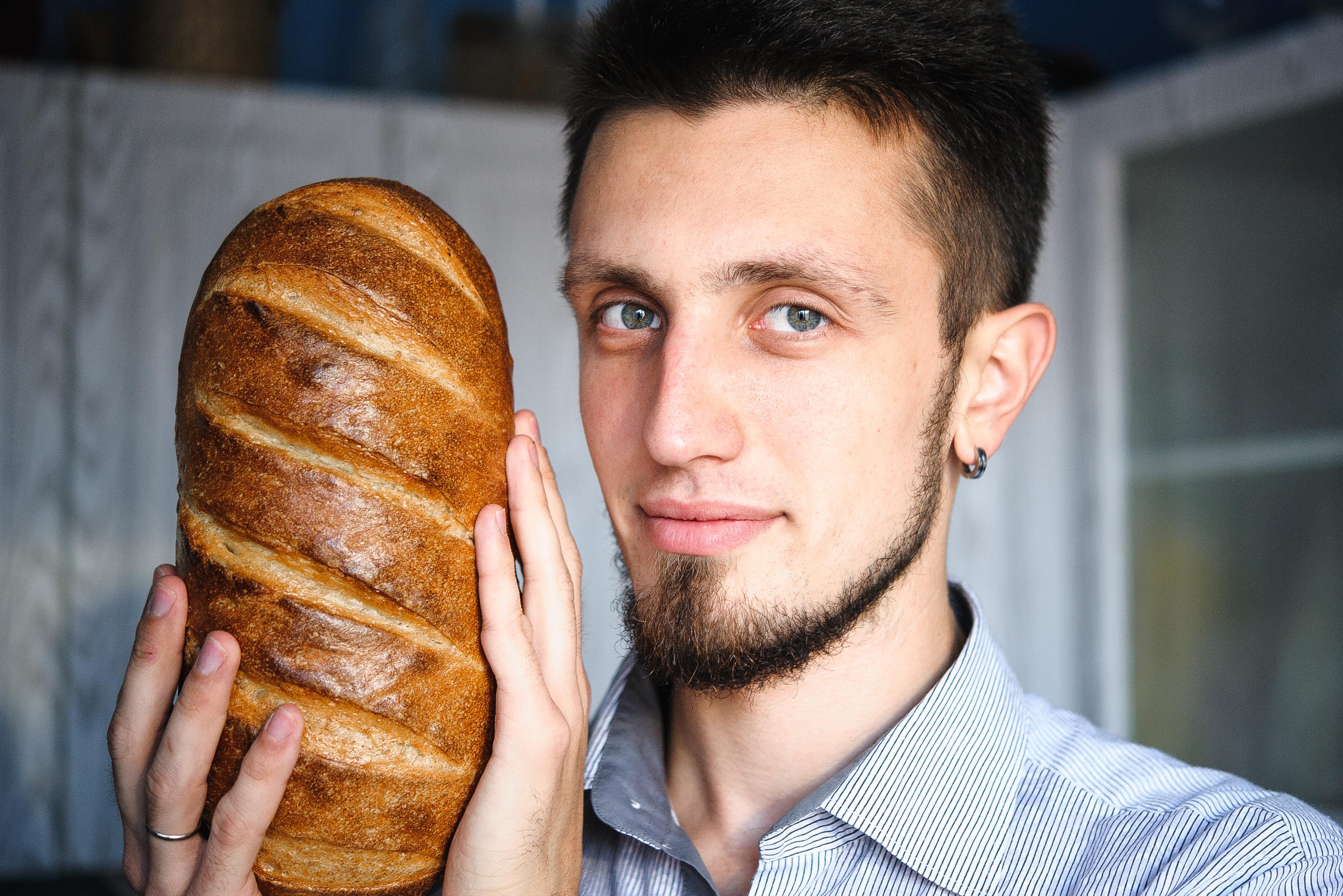 Гипно-свекольный хлеб, пошаговый рецепт с фото