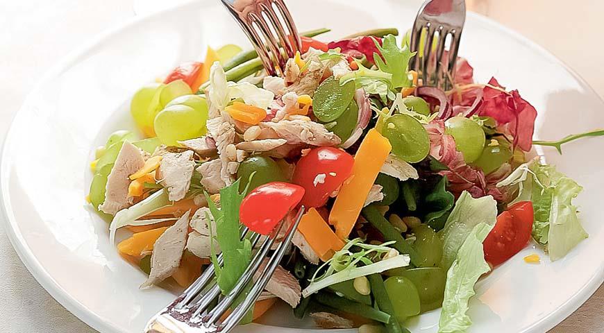 Виндзорский салат, пошаговый рецепт с фото