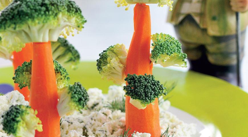 Рецепт Овощной сад
