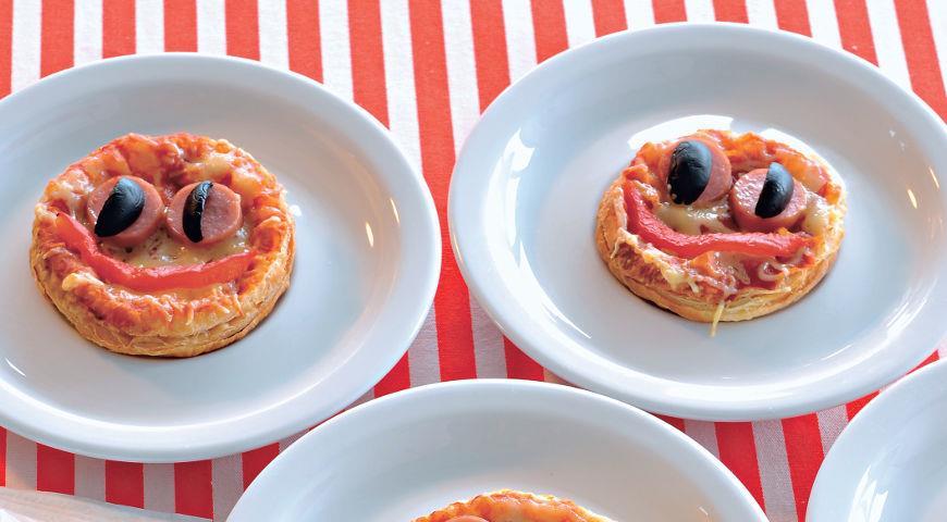 Рецепт Мини-пиццы