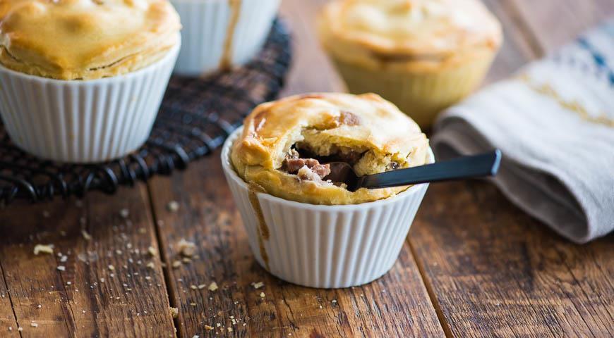 Рецепт Шотландские мясные пироги