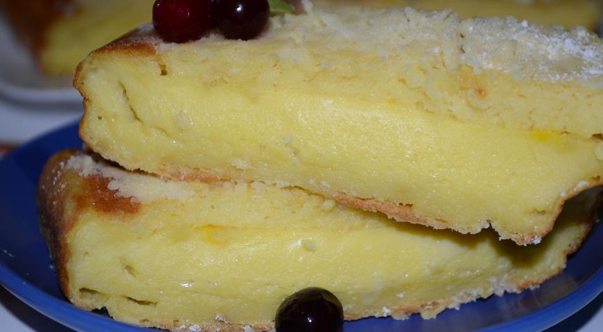Рецепт Умное пирожное