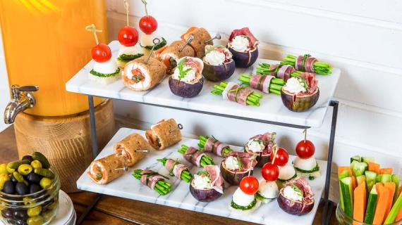 Рецепты для шведского стола с картинки