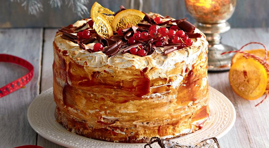 Торты из бисквита рецепт пошаговый 36