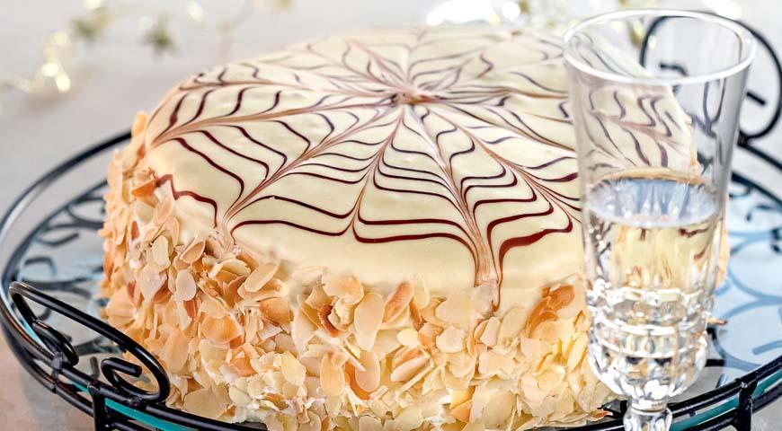 рецепт торта аленка с безе