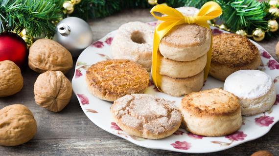 Песочное печенье - рецепт пошаговый с фото