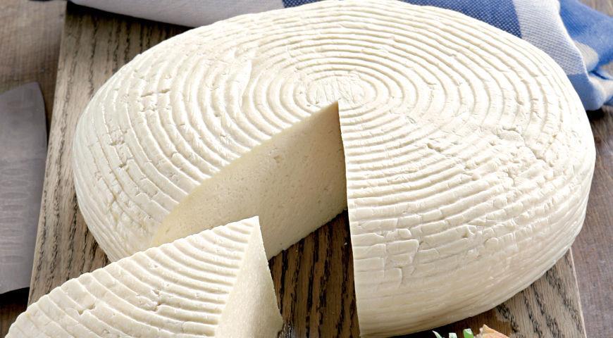 Рецепт Имеретинский сыр