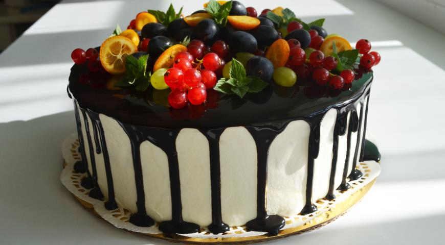 торт для диабетиков рецепт с фото