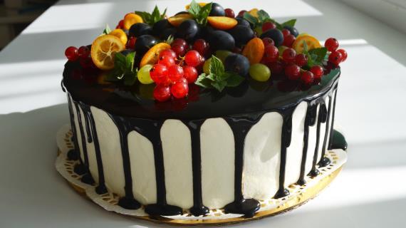 торт акилежна рецепт с фото