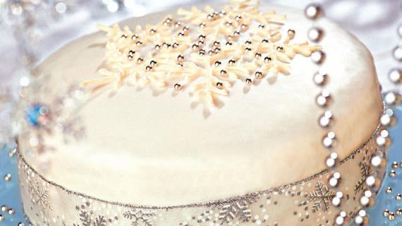 Торт Снежный, пошаговый рецепт с фото