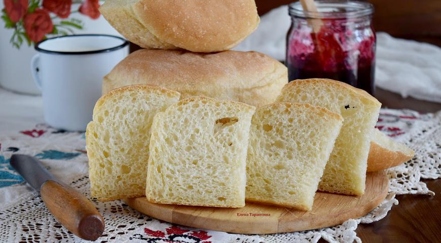 Рецепт Хлеб Ситный