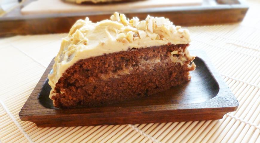 рецепт слоеного торта с маскарпоне