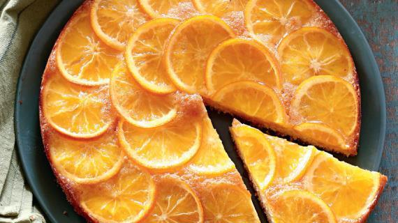 Апельсиновый пирог простой рецепт