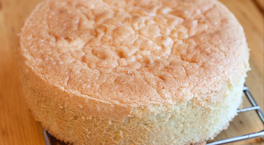 Трюфельный торт с кремом Шарлотт. Шаг 3