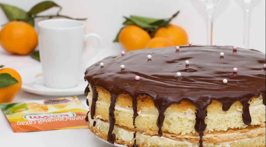 тотальной разъяснительной рецепт торта яна с фото результате получите