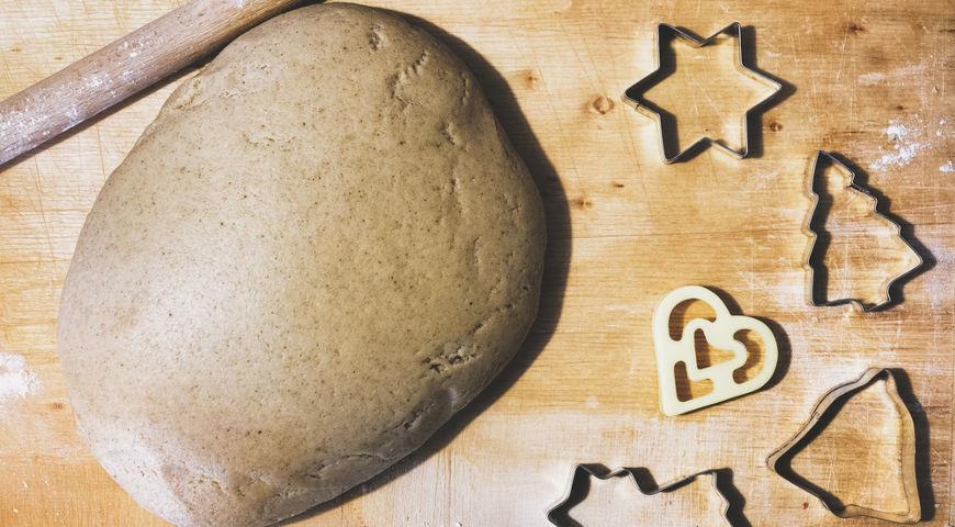 Рецепт Пряничное тесто