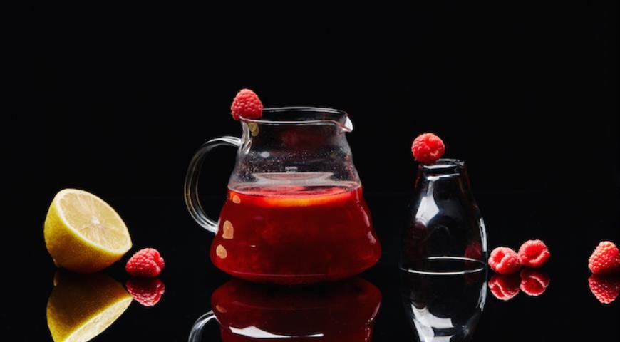 Рецепт Чай лесные ягоды