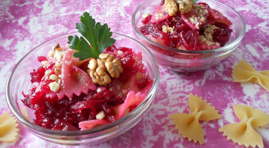 Салаты со свеклой рецепты простые и вкусные
