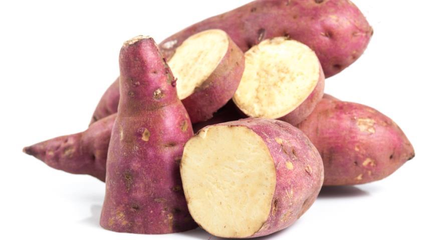 картошка батат