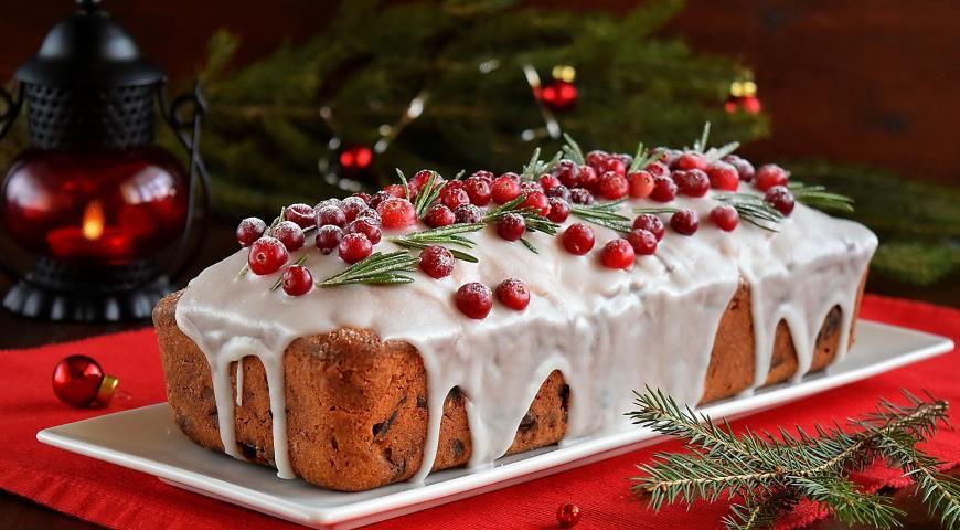 Рождественские кексы