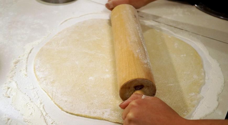тесто для пиццы в домашних условиях рецепт с дрожжами