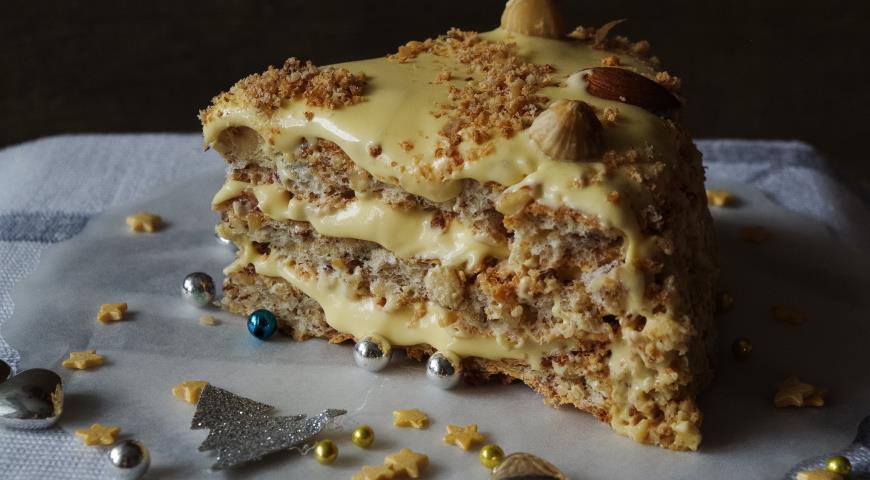 характер домашний ореховый торт рецепт с фото лучше просто