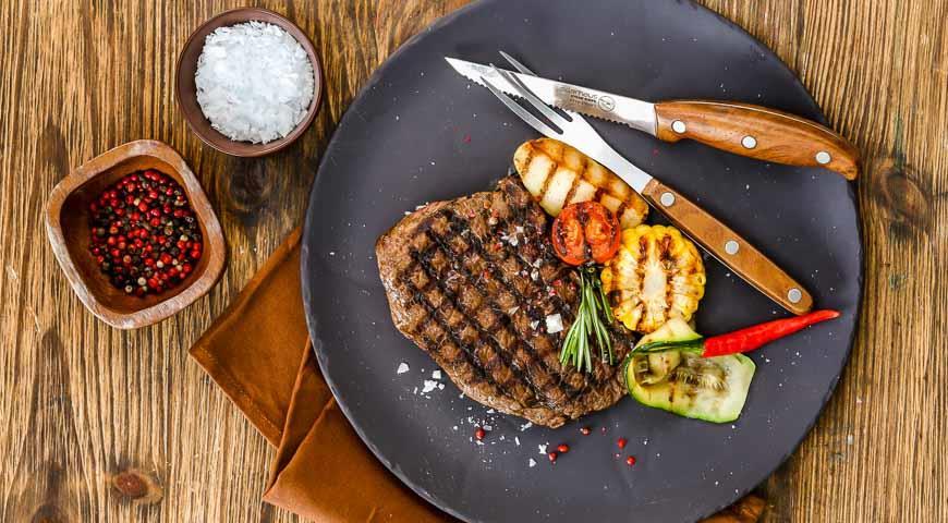 Как приготовить стейк в домашних условиях пошаговый рецепт с фото