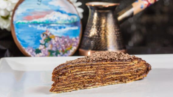 Торт Микадо, пошаговый рецепт с фото