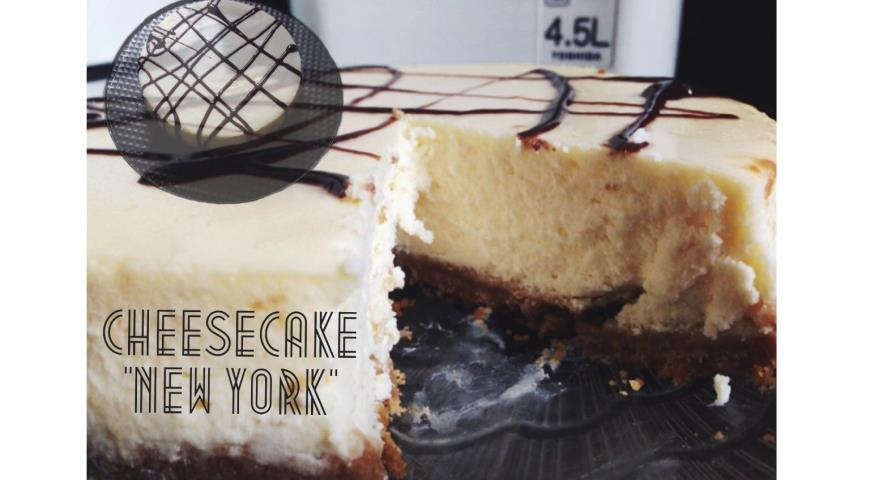 Рецепт CheeseCake New York