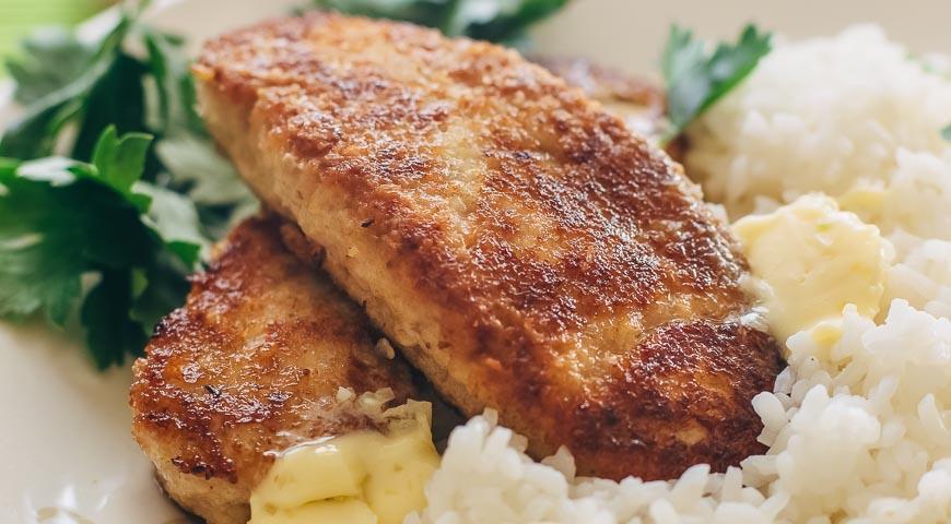 котлеты куриные с маслом рецепт с фото пошаговый