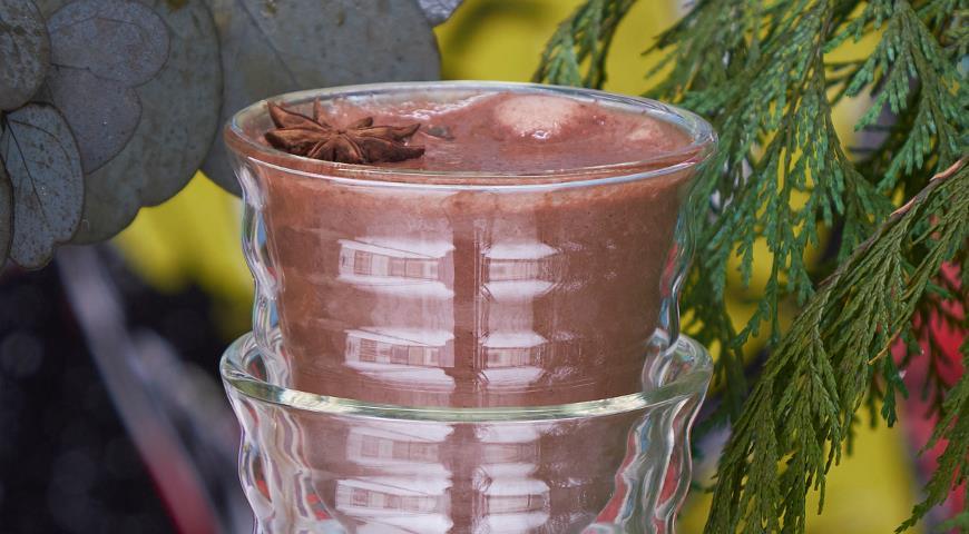 Зимний какао, пошаговый рецепт с фото
