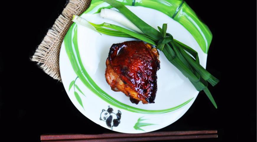 Рецепт Курица в хойсин-маринаде