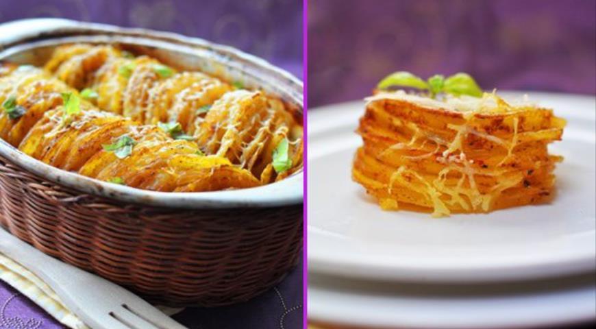 Рецепт Картофельный тьан