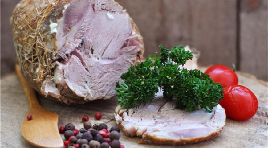 Рецепт Мясной орех (из курицы и индейки)