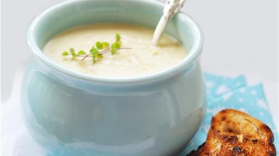 Теремок сырного супа