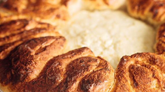 Наливушка, костромской пирог