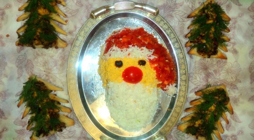 Пошаговые фото рецепты салатов зиму