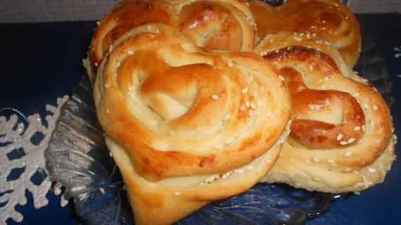 Булочки вкусные, простые, красивые: домашние рецепты 48