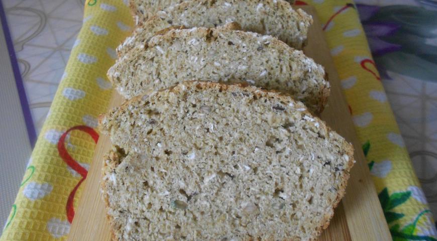 Рецепт Домашний полезный хлеб
