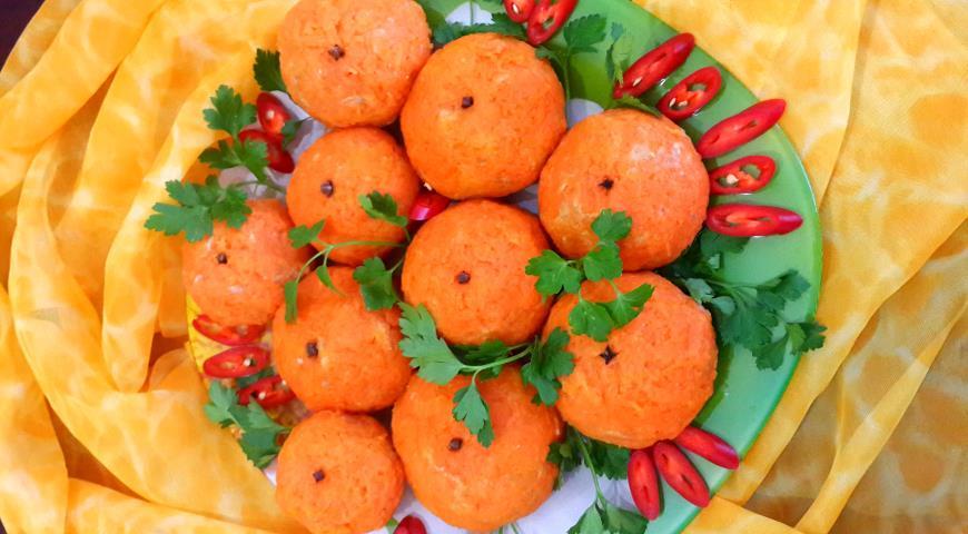 Закусочные мандаринки