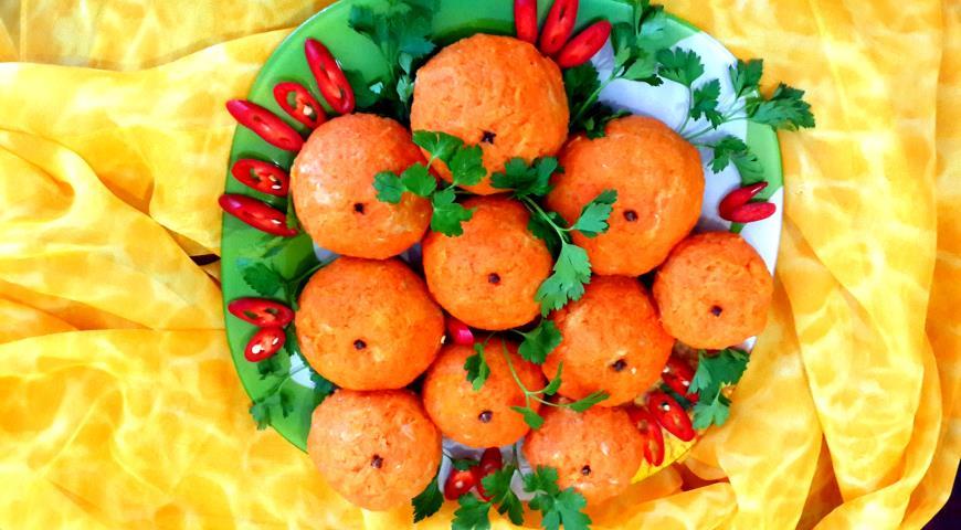 Рецепт Закусочные мандаринки