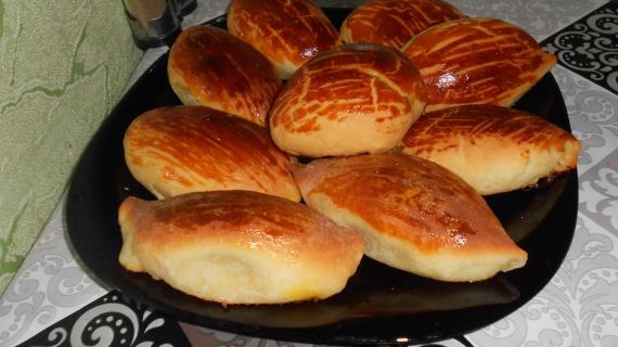 Воздушные пирожки