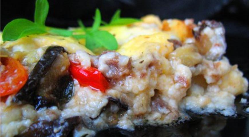 Рецепт Греческая мусака (мусакас)