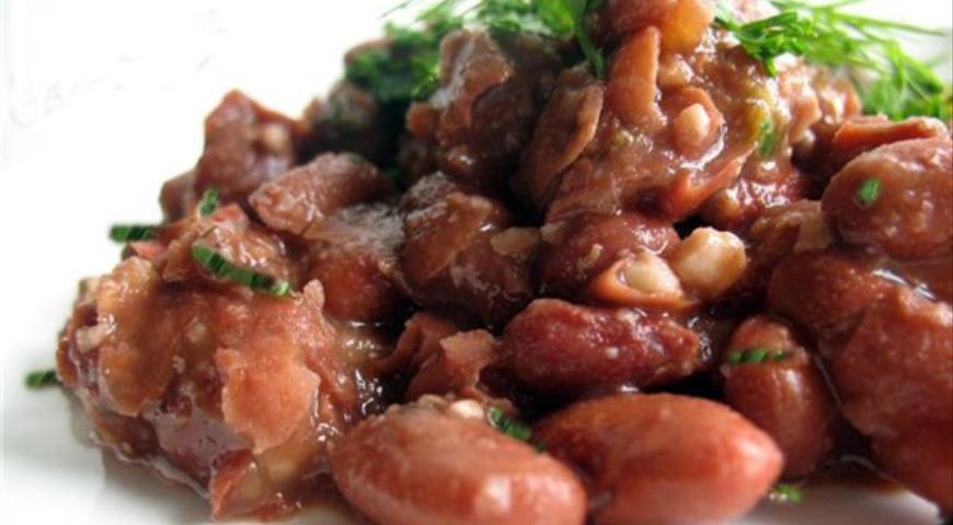 Рецепт Закуска а-ля лобио