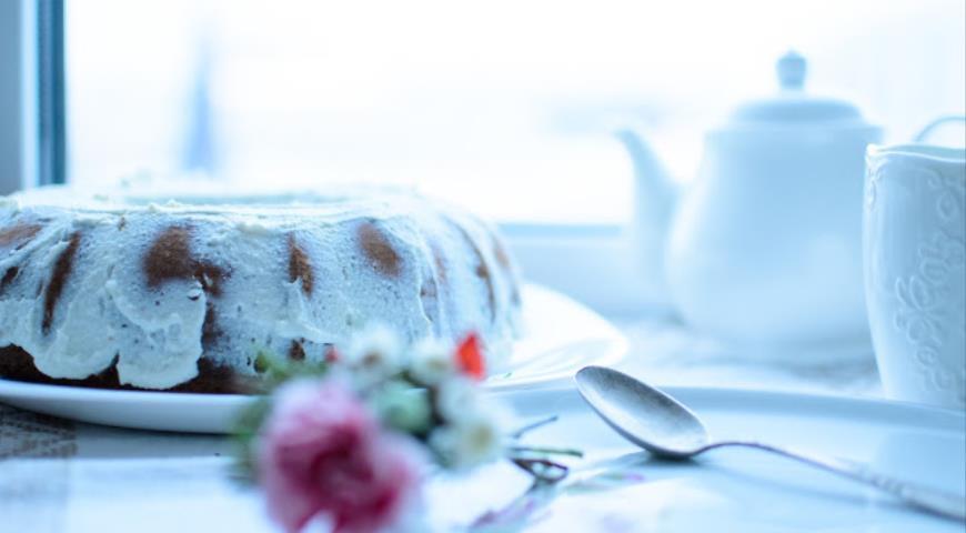 Рецепт Кекс с корицей/Cupcake with cinnamon