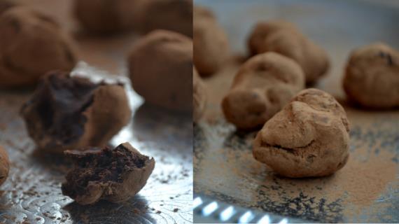 Домашние трюфели рецепт с фото