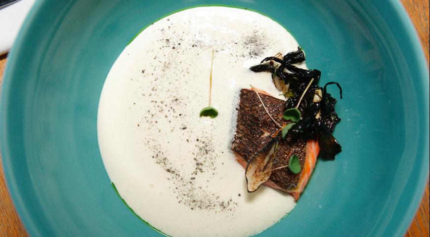 рецепт финского супа из лосося со сливками пошаговый