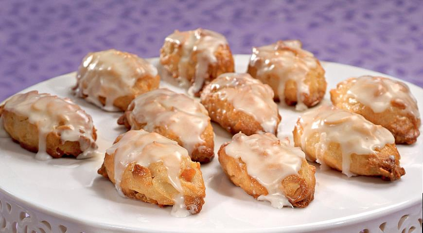 Рецепт Миндальное печенье с цукатами